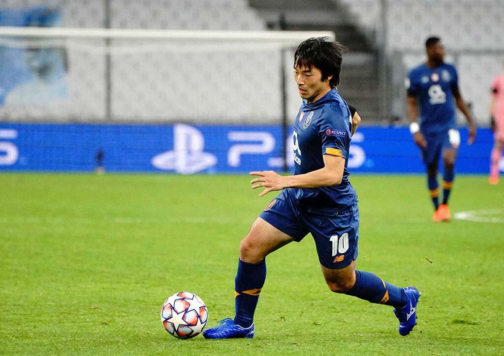 Shoya Nakajima (FC Porto)