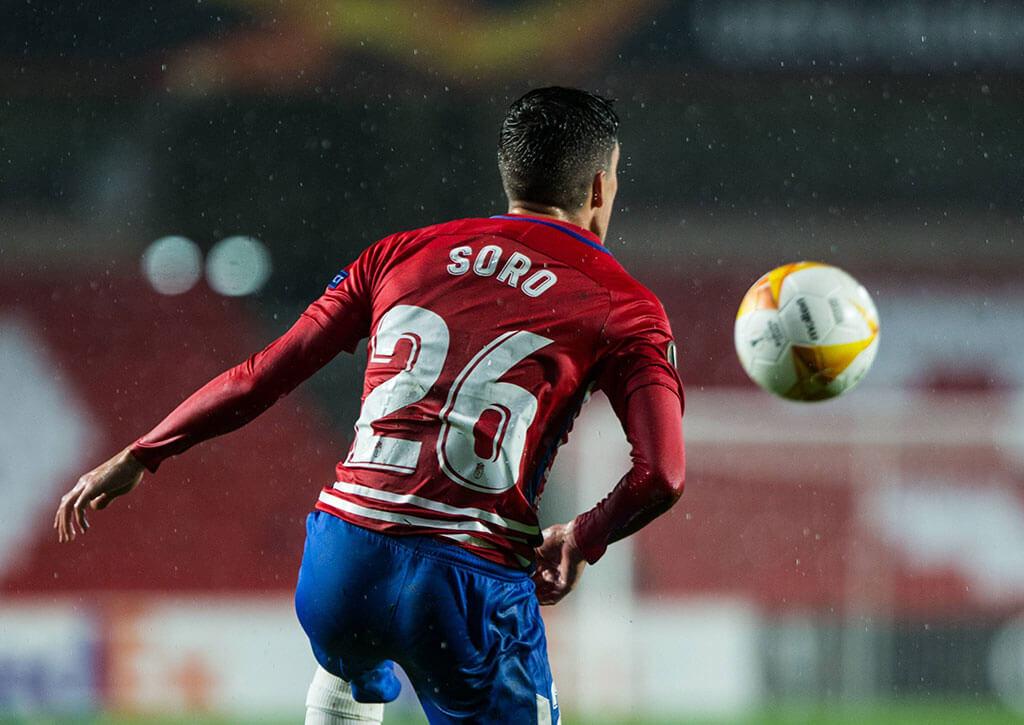Alberto Soro (Granada CF)