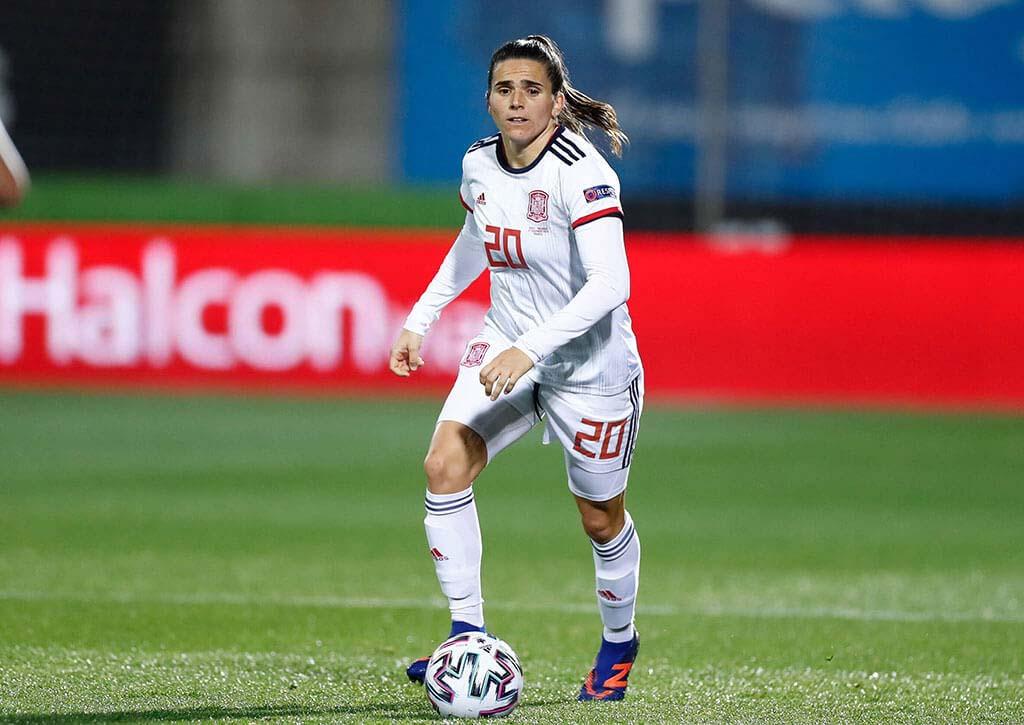 Andrea Pereira (Selección Española Femenina)