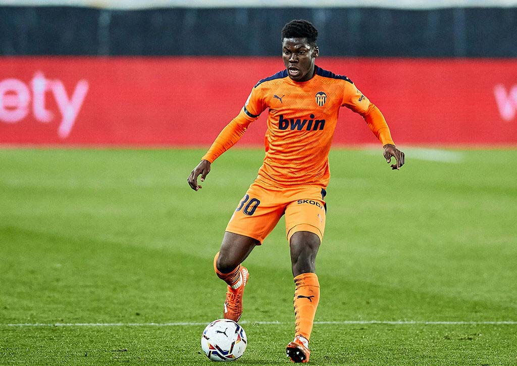 Yunus Musah (Valencia CF)