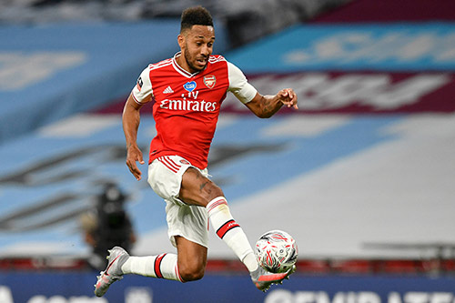 Pierre-Emerick Aubameyang (Arsenal FC)