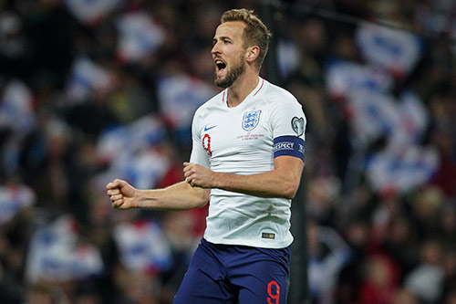 Harry Kane (Seleccion Inglesa)