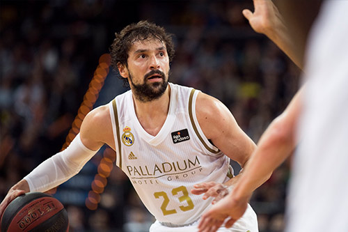 Sergio Llull (Real Madrid Baloncesto)
